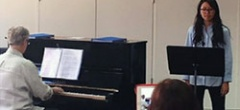 Audicions de Nadal de l'Escola de Música municipal