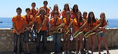 Ensemble de Saxos