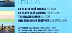 Playa abierta todo el año