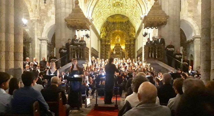 Cor Ciutat d'Eivissa A Viseu (Portugal)