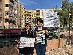 Parque infantil inclusivo FEDER