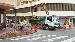 Adaptació de voreres