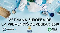 Activitats de la Setmana Europea de la Prevenció de Residus 2019